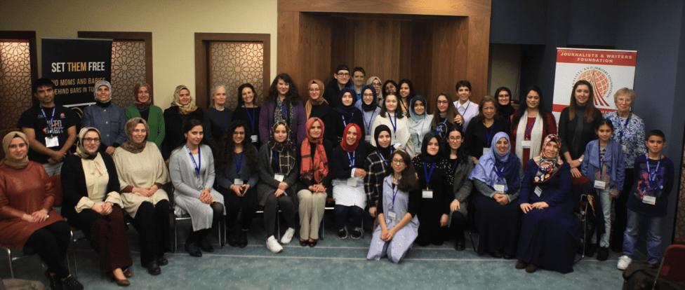 Photo of Gazeteciler ve Yazarlar Vakfı (GYV), Birleşmiş Milletler 63. Kadının Statüsü Komisyonu (CSW63) kapsamında 8 sivil toplum örgütü ile ortaklaşa 6 paralel etkinlik düzenledi