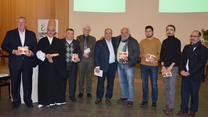Photo of Mevlana Akşamı'nda Hristiyan, Müslüman ve Yahudilerden birlik mesajı