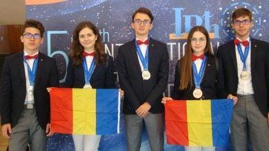 Photo of Lumina Eğitim Kurumları'ndan Romanya'ya 5 madalya