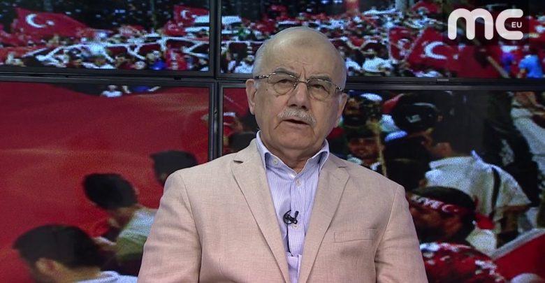 Koronavirüs tedavisi gören Mehmet Ali Şengül ağabey dua bekliyor 1