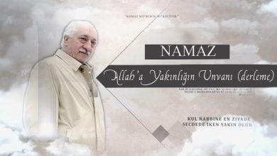 Photo of Duygulandıran Namaz Vaazı | M.Fethullah Gülen