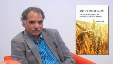 Photo of Hindistanlı Profesör Almanya'da Hizmet Hareketini anlattı