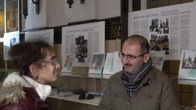 Photo of Belçika'daki Tenkil Müzesi'nde hüzünlü buluşma