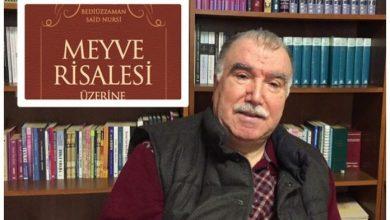 """Photo of Abdullah Aymaz'ın yeni kitabı: """"Meyve Risalesi Üzerine"""""""