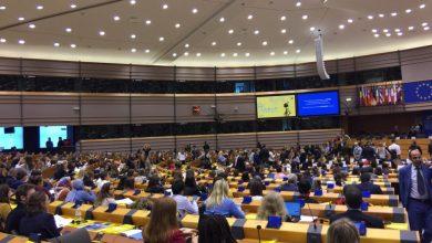 Photo of Tutsak Bebekler Avrupa Parlamentosu'nda