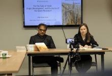 Photo of Prof.Alam Brüksel'de Hizmet'i anlattı