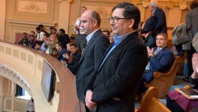 Photo of Bilici ve Arslan'a Virginia Meclisi'nde büyük onur