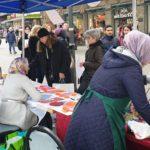 Türkiye'deki kadınlara bir destekte Essen'den 7