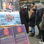 Türkiye'deki kadınlara bir destekte Essen'den 9