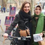Türkiye'deki kadınlara bir destekte Essen'den 11