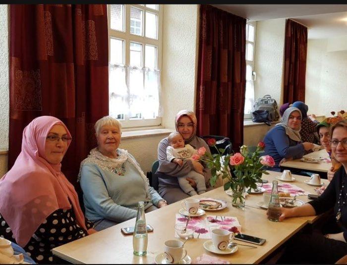 Willich şehri Türkiye'deki kadınlara sahip çıktı 3