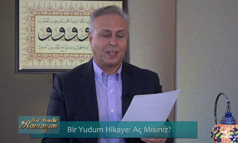 Ramazan programı MC EU TV ekranlarında 1