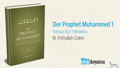Photo of Sonsuz Nur'un Almanca çevirisi Kitap Dünyası'nda