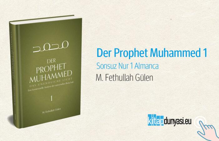 Sonsuz Nur'un Almanca çevirisi Kitap Dünyası'nda 2