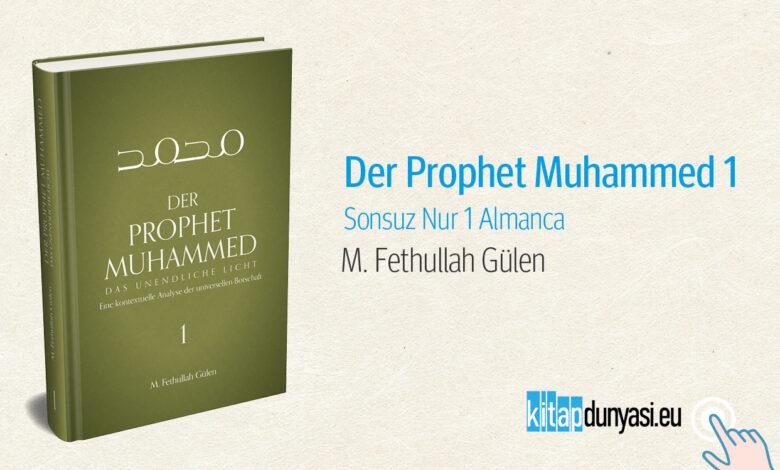 Sonsuz Nur'un Almanca çevirisi Kitap Dünyası'nda 1