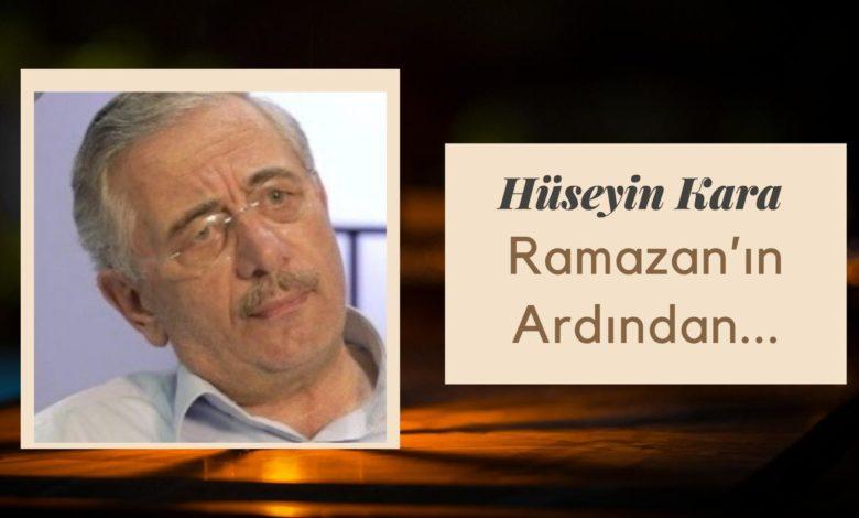 İlahiyatçı-Yazar Hüseyin Kara ile Ramazan'ın ardından 1