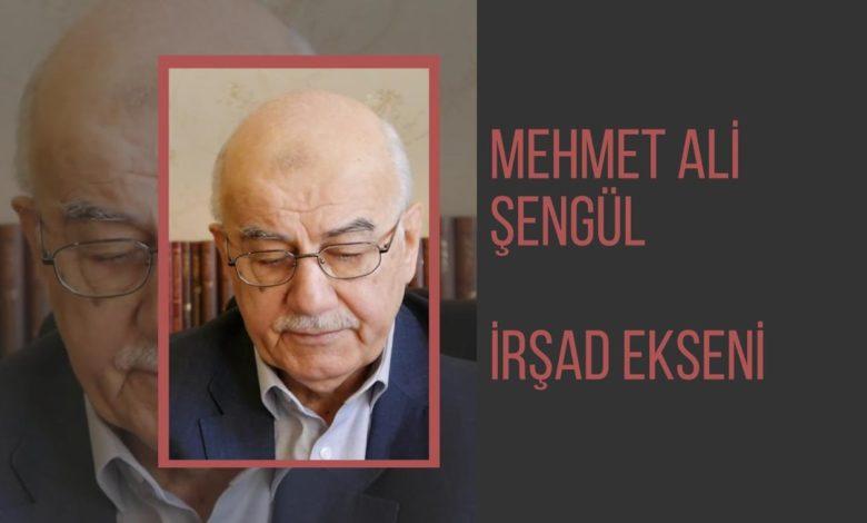 Mehmet Ali Şengül Ağabey ile İrşad Ekseni bugün 21.30'da 1
