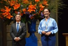 Photo of Kraliyet Nişanı Hizmet gönüllüsü gazeteci Doğan'a verildi