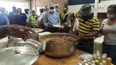 G.Afrika'da Korona'dan etkilenenlere yardım | Türkmen Terzi 2