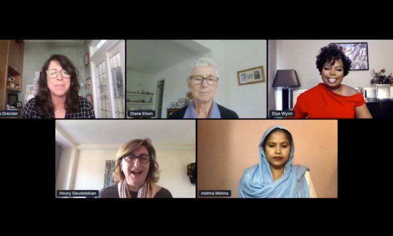 GYV, kadın hakları ve fırsat eşitliği sorunlarını BM'ye taşıdı 1