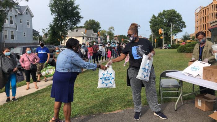 Hizmet gönüllüleri New Jersey'de gönülleri fethetti 2