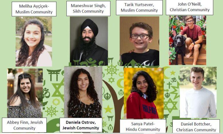 Farklı dinlerden gençler dua edecek 1