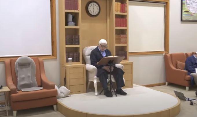 YENİ | M. Fethullah Gülen Hocaefendi ile Mevlîd Kandili 1