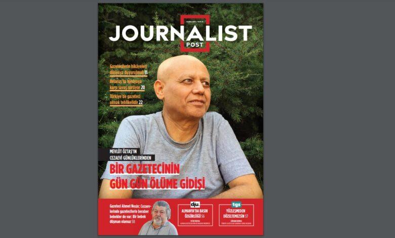 """""""Journalist Post"""" yayın hayatına merhaba diyor 1"""