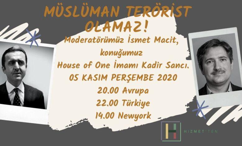 CANLI | Son günlerde yaşanan terör hadiselerini konuşuyoruz 1