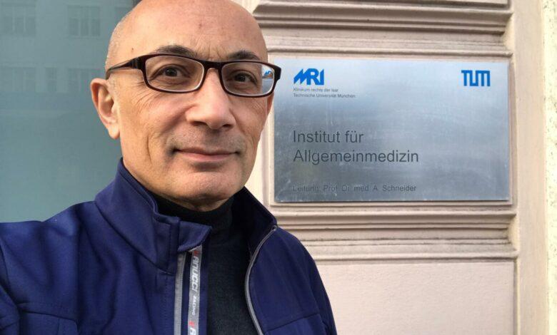 Sürgün profesör Münih Teknik Üniversitesine kabul edildi 1