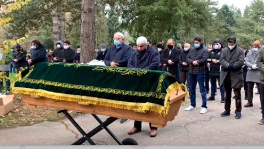 Hasan Bacak Ağabey ebediyete uğurlandı 1