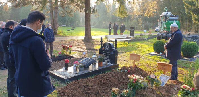 Hasan Bacak Ağabey ebediyete uğurlandı 4