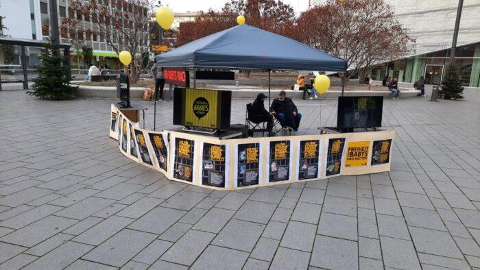 Koblenz Türkiye'deki masum çocukların sesi oldu 3