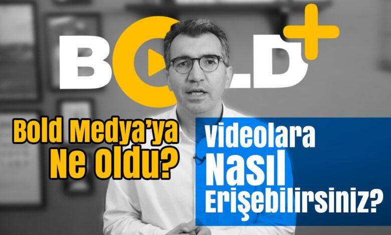 Bold Medya'ya ne oldu: Artık Bold Plus da var! | Şimdi destek zamanı... 1