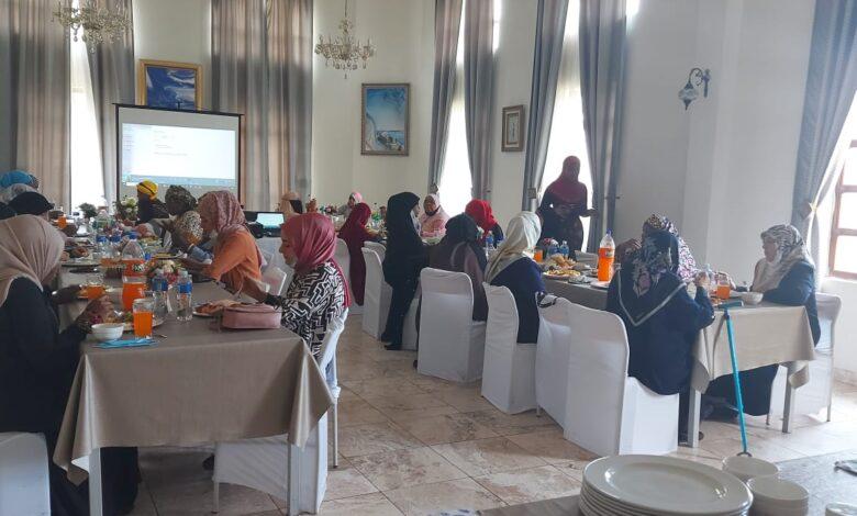 Hafız anneleri Nizamiye gönüllülerine teşekkür etti   Türkmen Terzi 1