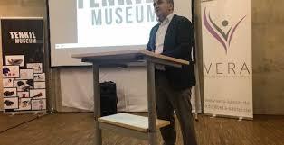 Tenkil Müzesi Derneği Başkanı Mehmet Ali Uludağ'dan çağrı 1