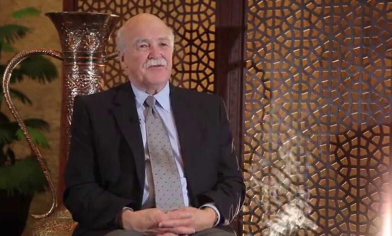 """William Martin: """"Hizmet hareketinin pozitif bir İslam görüntüsü ortaya koyduğuna inanıyorum."""" 1"""