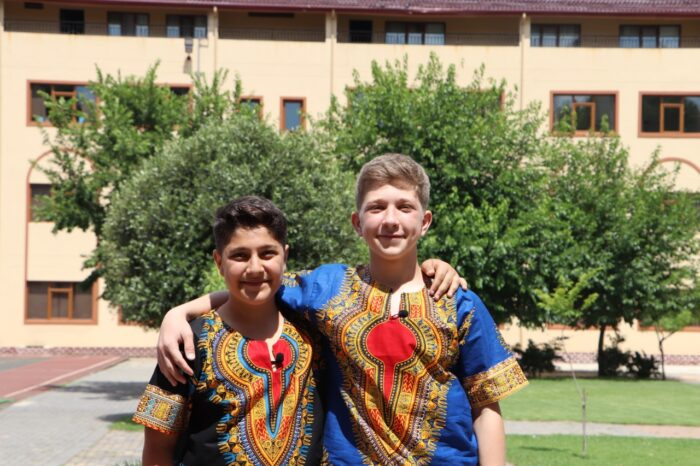 """Güney Afrika'da gurbetçi çocuklardan """"Altın Nesil"""" programı 5"""