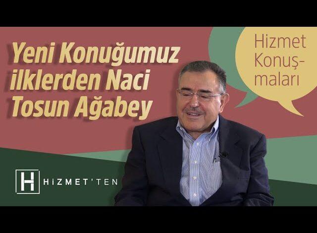 Naci Tosun Ağabey: Memlekete yazık ettiler 1