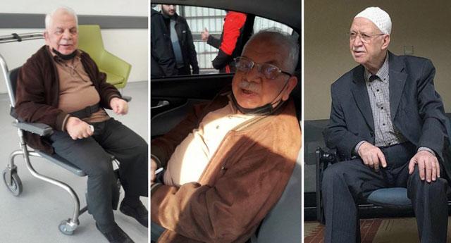 Günde 14 ilaç kullanan 84 yaşındaki Nusret amcayı tutukladılar 1