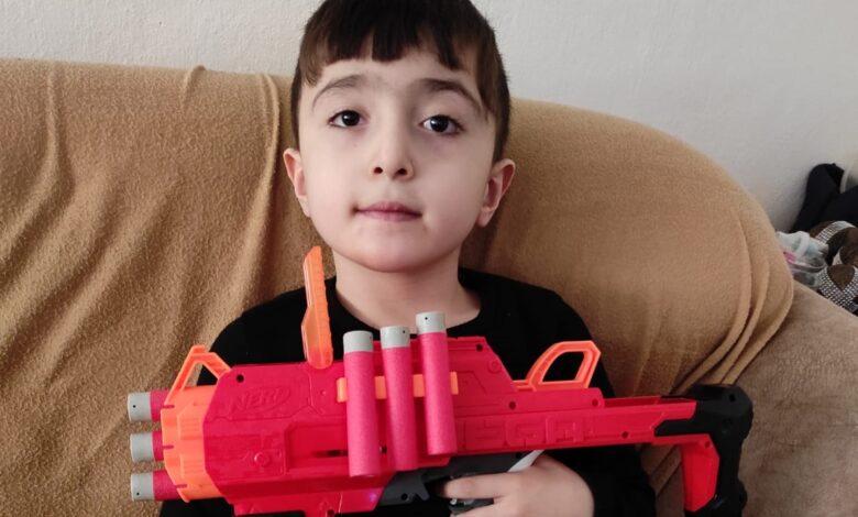 Türkiye'de tedavi edilemeyen Eymen'in annesi: Neden kimse sesimi duymuyor? 1