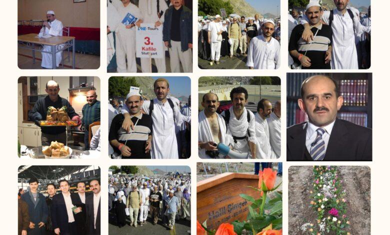 Kıymetli bir dost, Halil Ağabey'in ardından... | Mehmet Güven 1