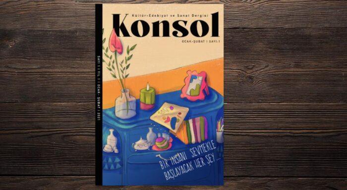 """Kadın dergisi """"KONSOL"""" yayın hayatına başladı 2"""