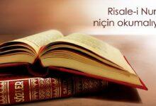 Risale-i Nurları niçin okumalıyız?   Tarık Burak 31