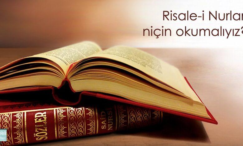 Risale-i Nurları niçin okumalıyız? | Tarık Burak 1