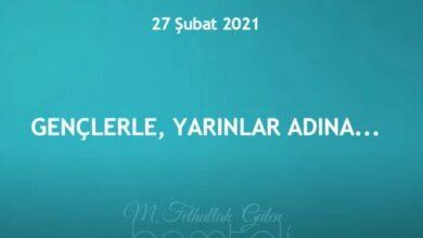 YENİ BAMTELİ yayınlandı | Gençlerle, yarınlar adına... 28