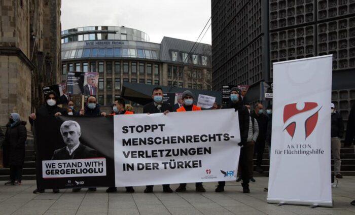 Aktion eV.'den Gergerlioğlu'na destek 2