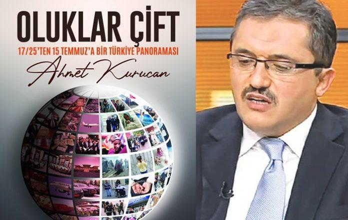 Ahmet Kurucan'ın yeni kitabı 'Oluklar Çift': Gelirinin tamamı Time to Help'e bağışlanacak 1