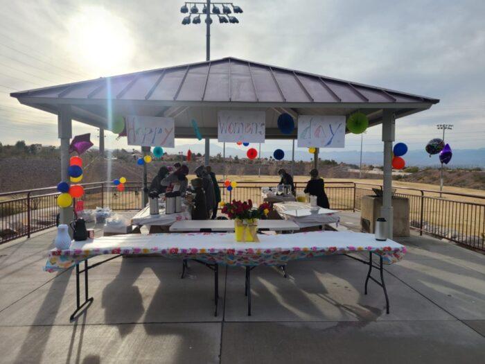 Nevada Silver Sage Foundation'dan Kadınlar Günü kermesi 2