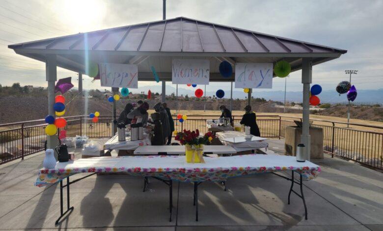 Nevada Silver Sage Foundation'dan Kadınlar Günü kermesi 1